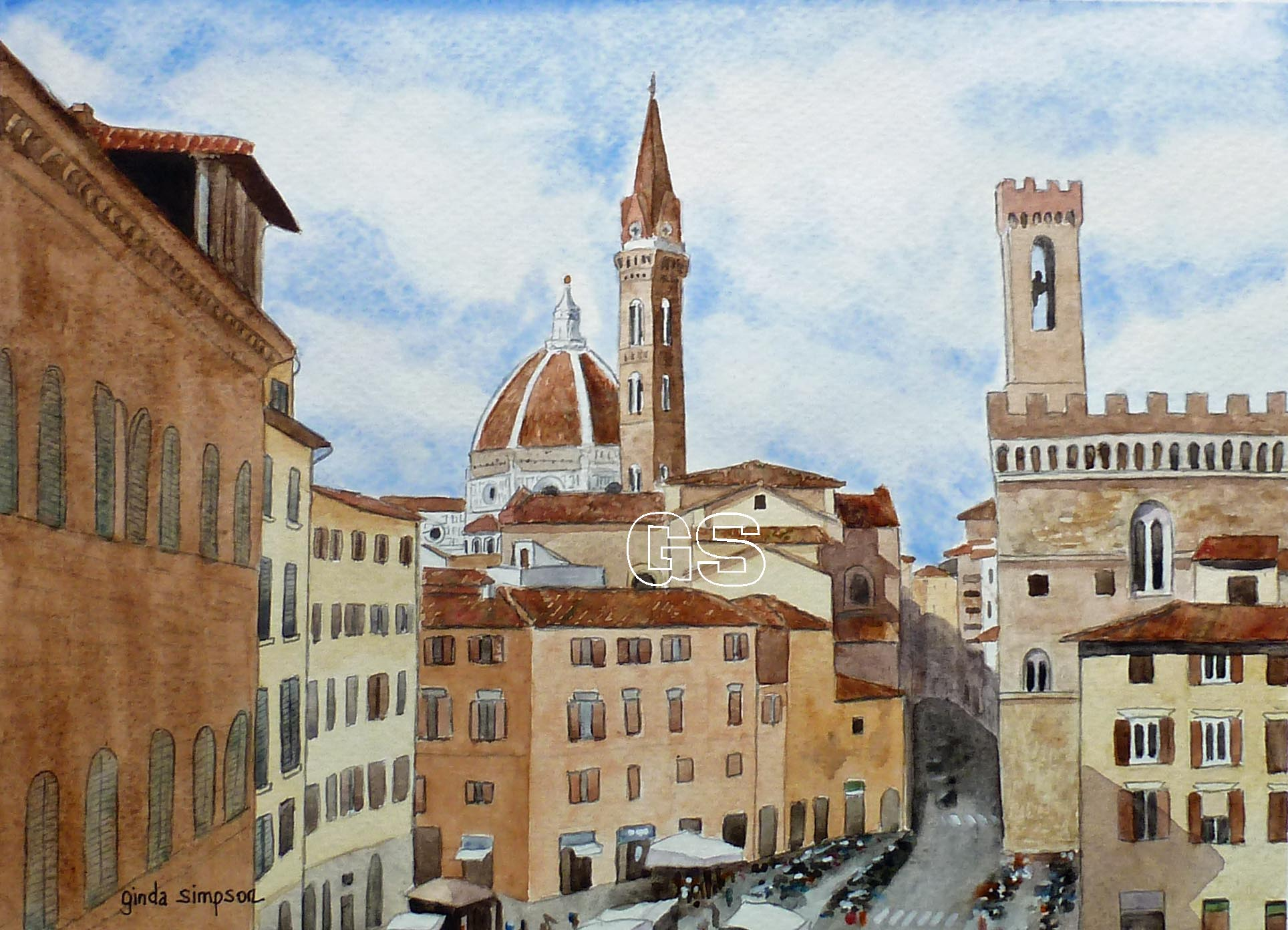 Albergo Bernini The View From Hotel Bernini Palace Florence Artful Rooms With