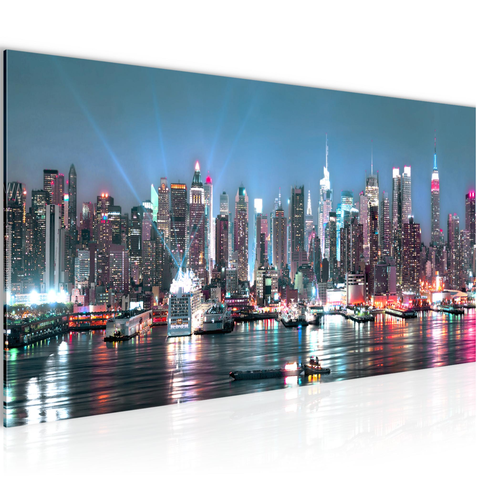 New York Bilder Bild Bilder Wandbild Xxl New York City Dekoration Kunstdruck