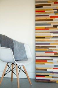 Modern Headboard Wood Wall Art Sculpture, king headboard ...