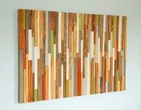 "Rustic Wall Art, reclaimed wood wall art 30"" x 45"", earth ..."