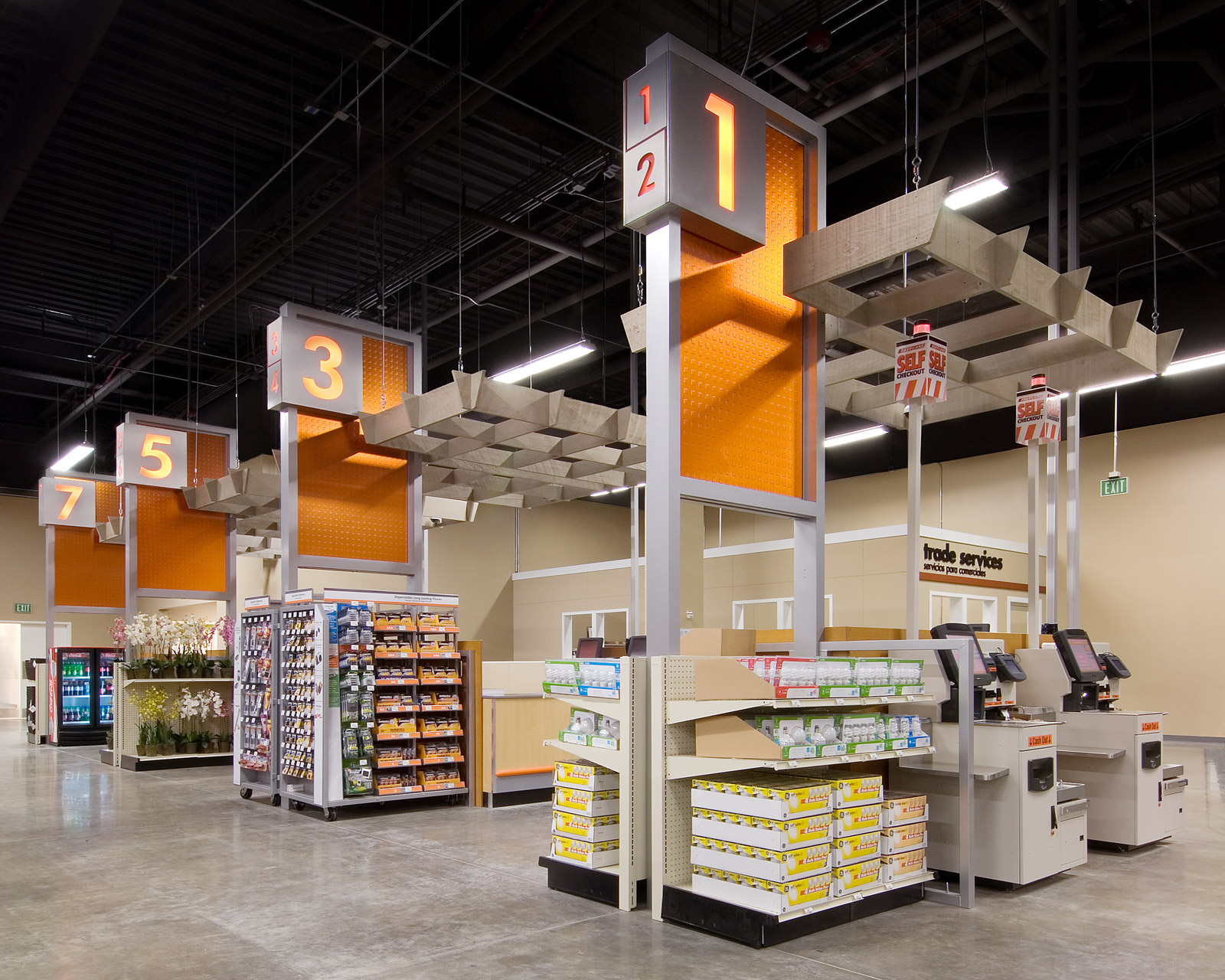 Babies R Us Canada Retail Displays Fixtures Environments