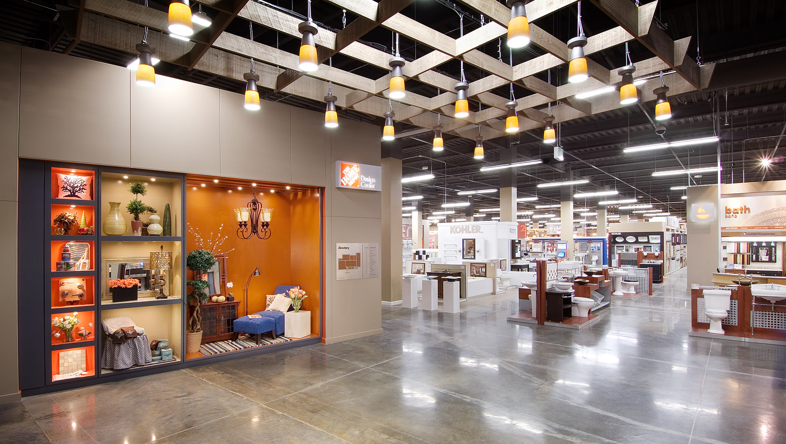 Decor Center Retail Displays Fixtures Environments