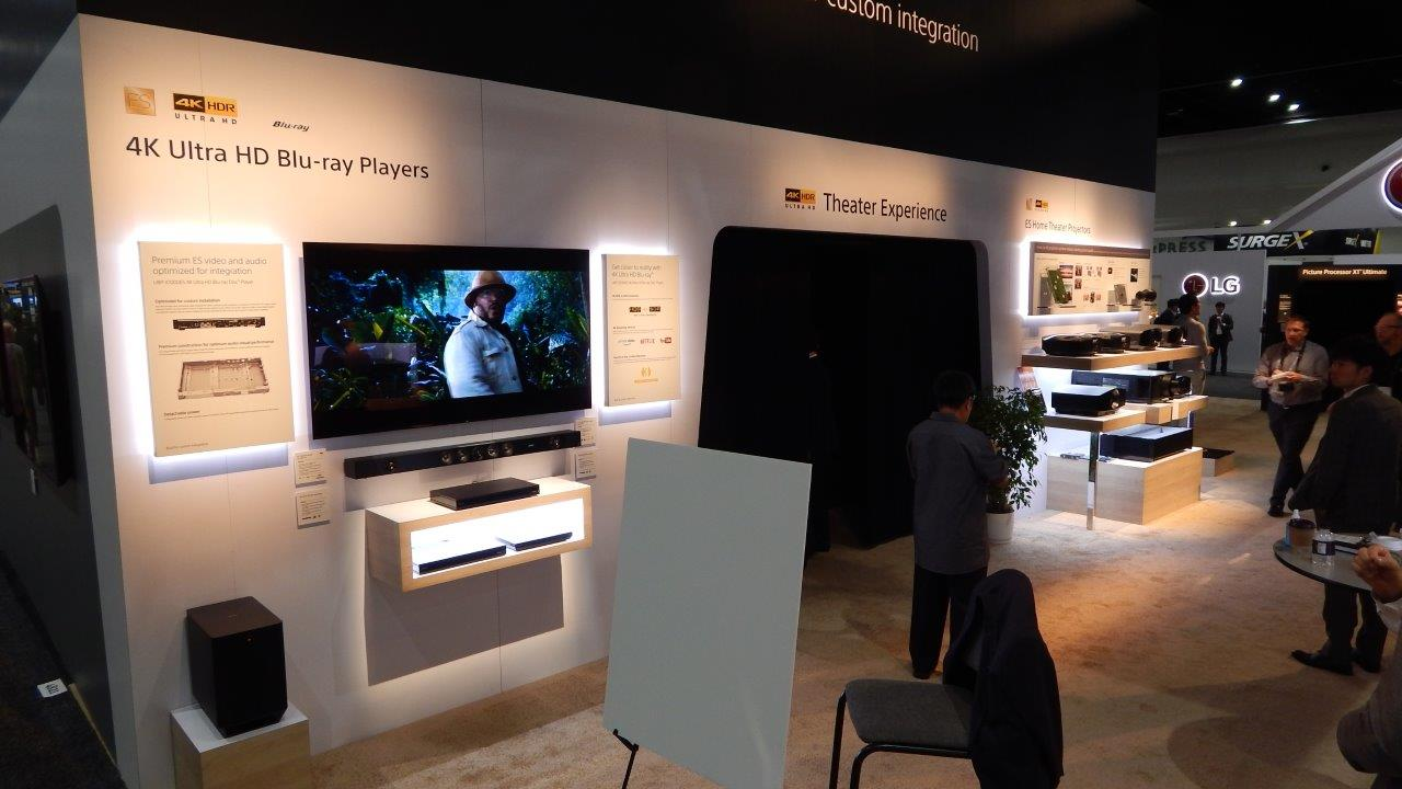 Cedia Exhibitor List Sony Booth Takes Best In Show At Cedia Expo 2018 Art Guild