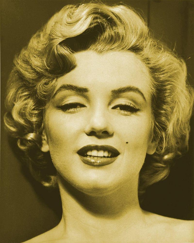 Marilyn Monroe Poster Marilyn Monroe Portrait 4 Poster Canvas Paintings