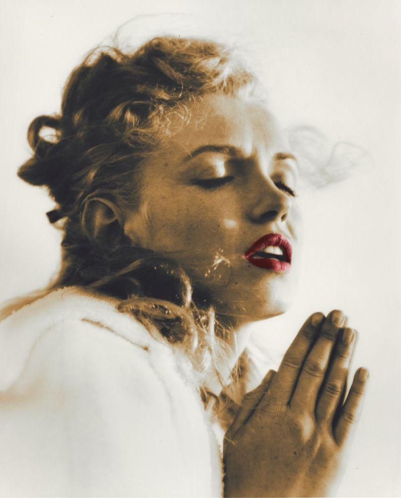 Marilyn Monroe Poster Marilyn Monroe Praying 2