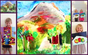 Artist Paul Cézanne Inspired