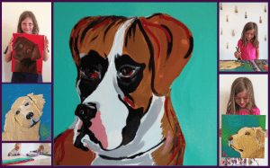 Painting Your Dog!