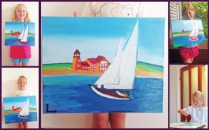 Artist Edward Hopper Inspired