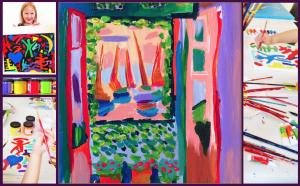 Artist Henri Matisse Inspired