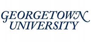 Georgetown University - Arthur Rizer