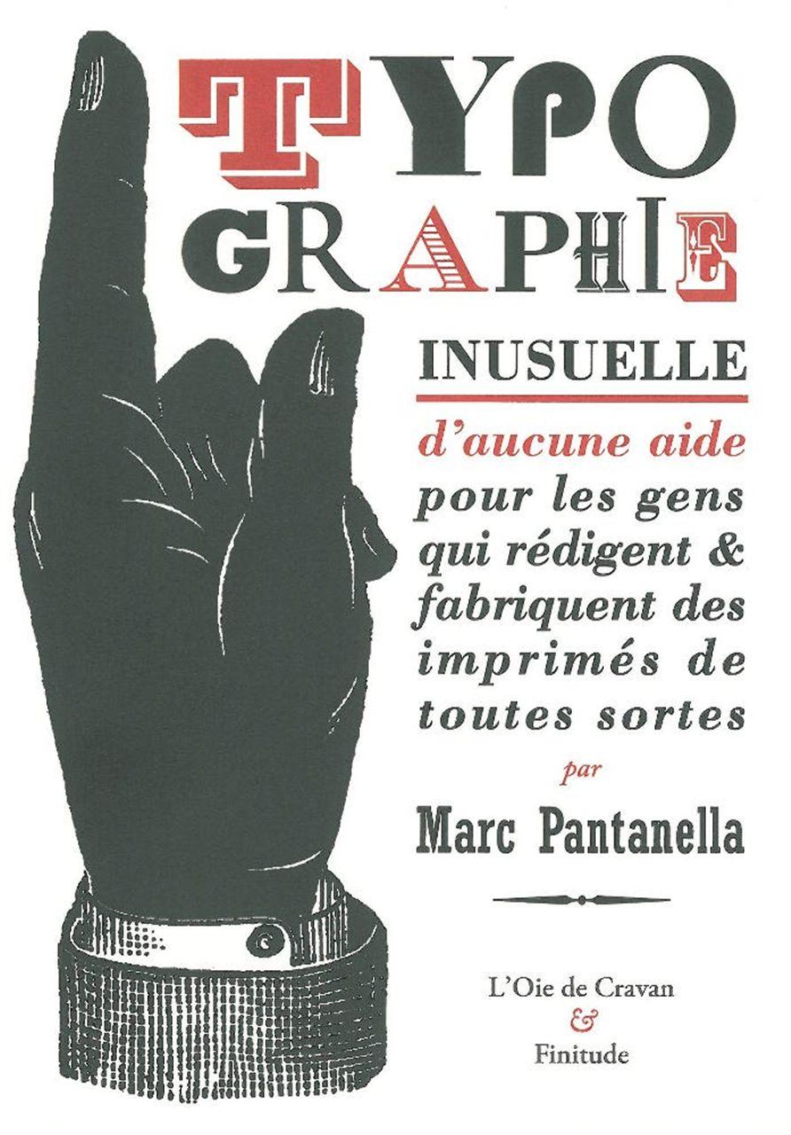 Typographie inusuelle, par Marc Pantanella