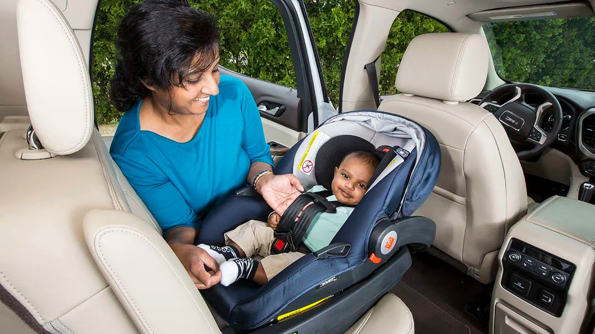 Graco Infant Car Seat Stroller Instructions How To Properly Adjust Your Car Seat Harness Consumer Reports