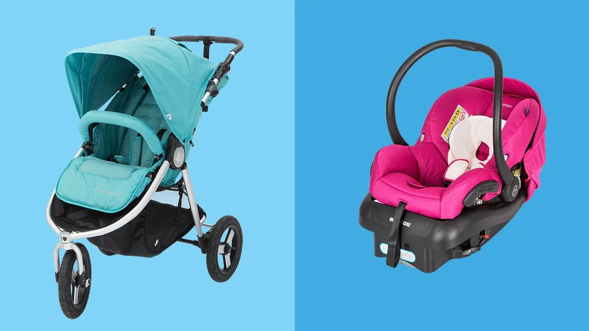 Car Seat Carrier Stroller Best Stroller And Car Seat Combinations Consumer Reports