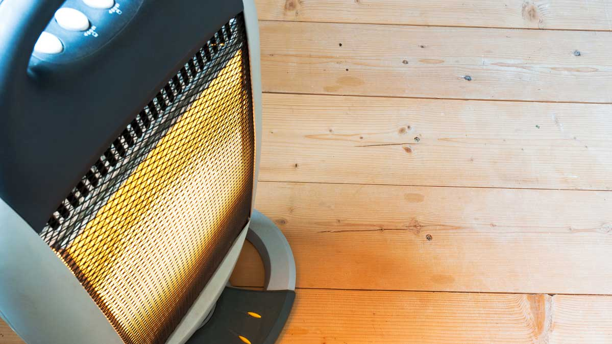 Garage Heater Extension Cord How To Find The Safest Space Heater For Your Home Consumer Reports