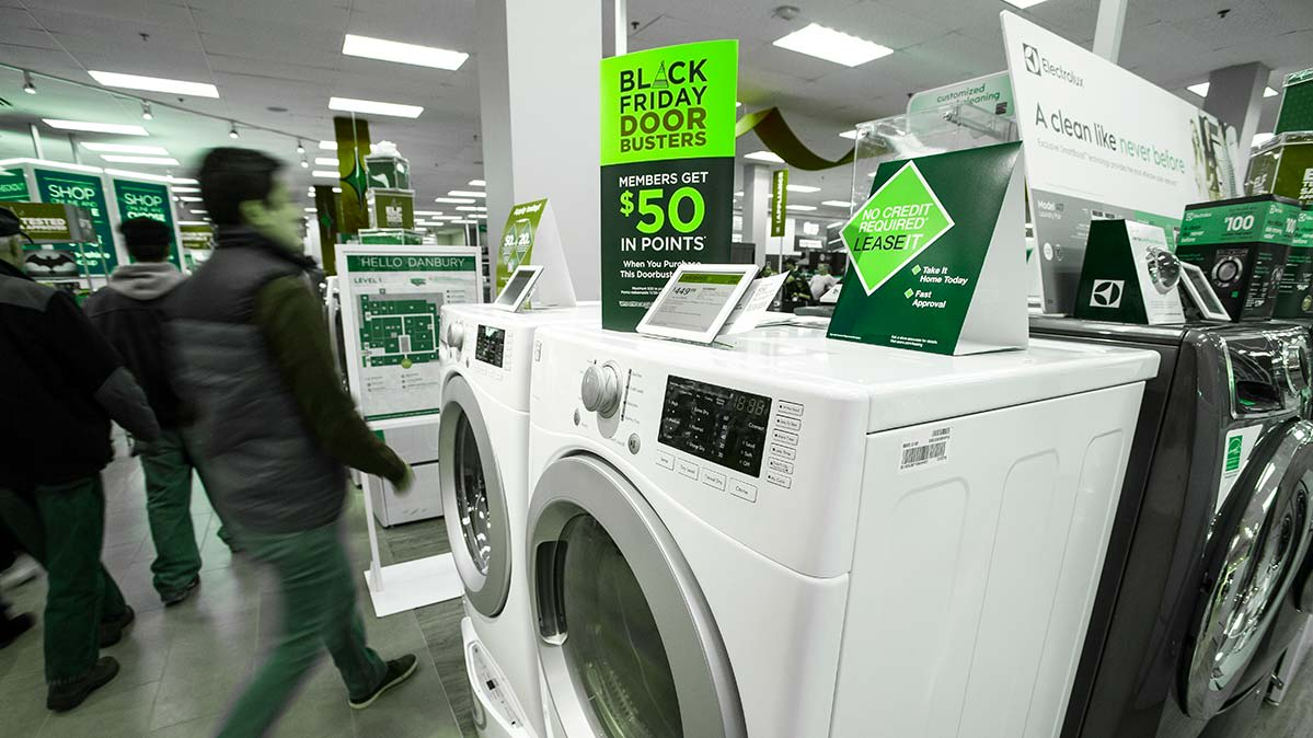 Sears Washer And Dryer Canada Best Black Friday Deals On Matching Washers And Dryers Consumer