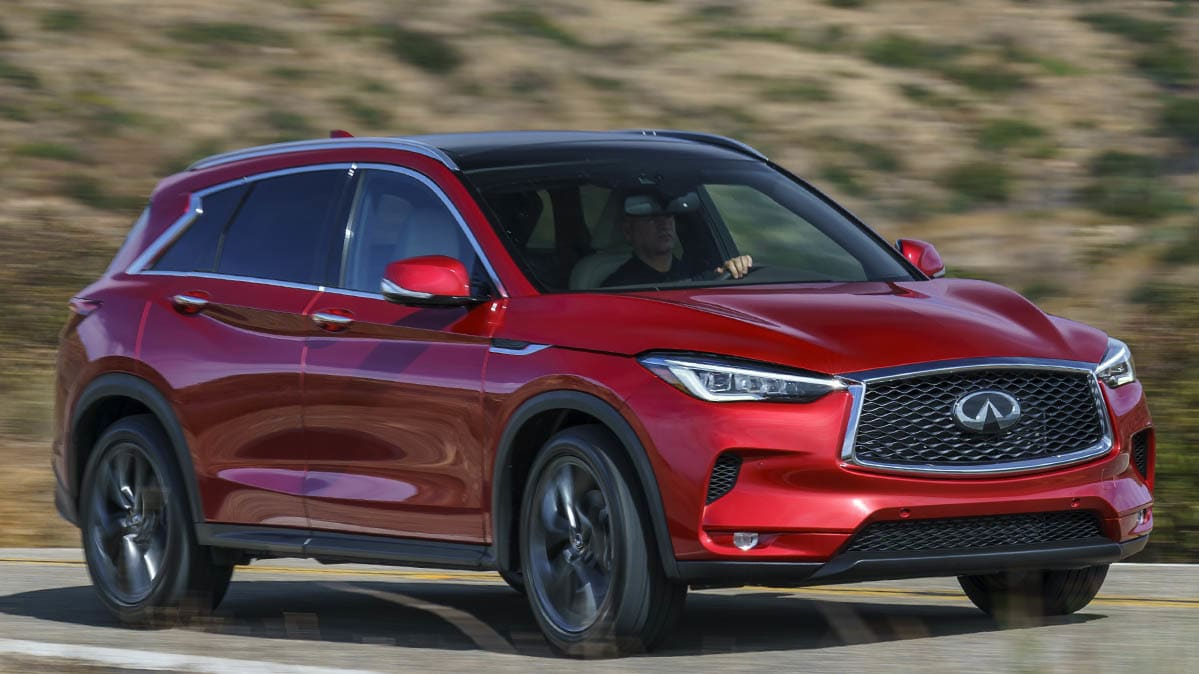 Infiniti Qx5039s New Engine Fuel Economy Consumer Reports