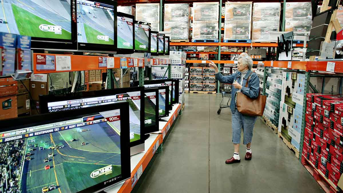 Black Fridaz Costco Black Friday Tv Deals Consumer Reports