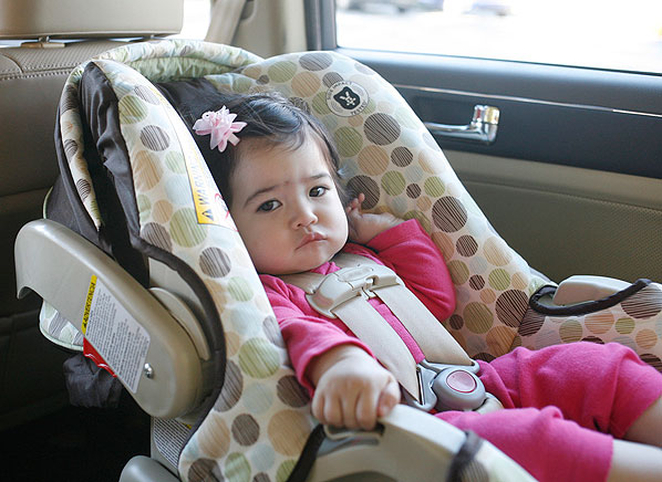 Newborn Baby Car Seat Test 5 Ways To Keep Your Infant Safe In The Car Infant Car