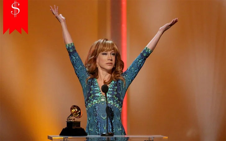 How much is Kathy Griffin\u0027s Net Worth? What is she doing after the