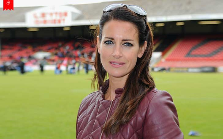 How much is TV Presenter Kirsty Gallacher\u0027s Net Worth? Find her - how to find net worth of individuals