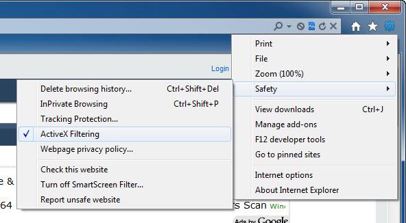 Internet Explorer 9 available for download