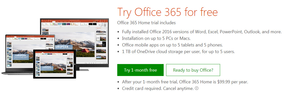 7 tricks to use Microsoft Office free, without paying a cent