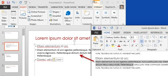 Truco Office cómo crear un PowerPoint a partir de un documento de Word