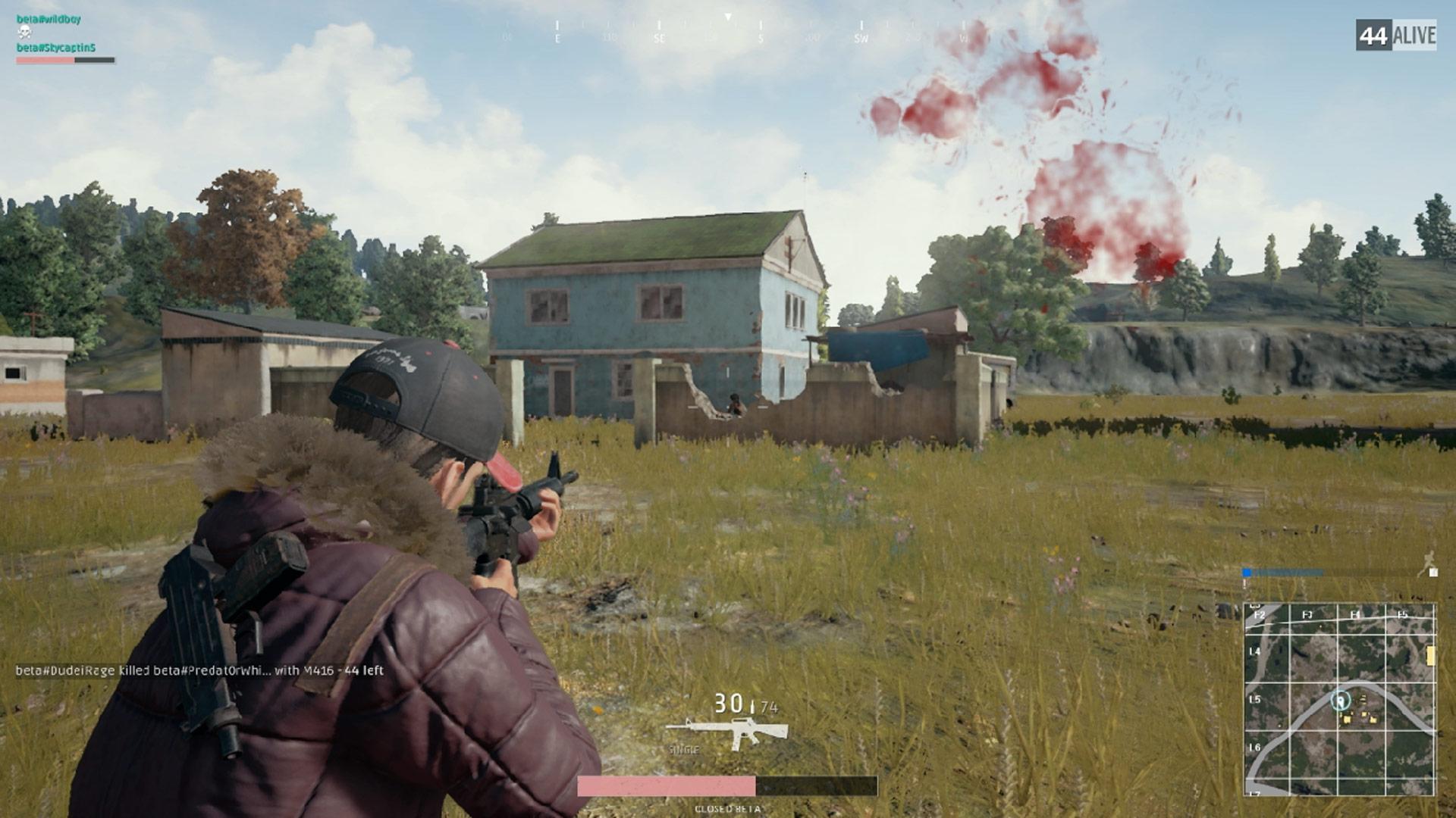 Pubg Wallpaper Guns Playerunknown S Battlegrounds Impressions Gamerheadquarters