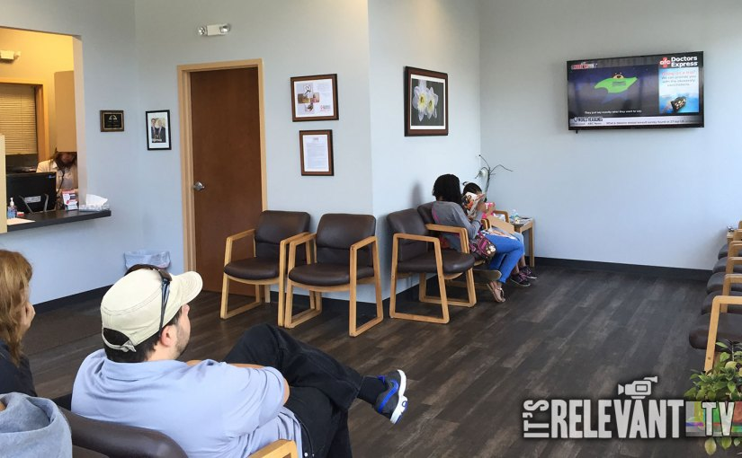 Medical Waiting Room TV: What Are You Telling Your Patients?