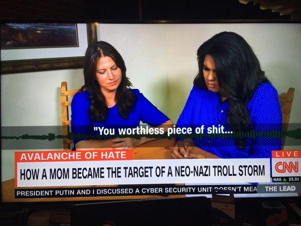 Profanity on CNN