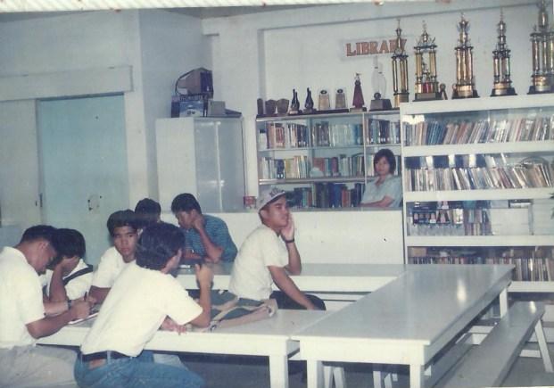 msc La Suerte library 1