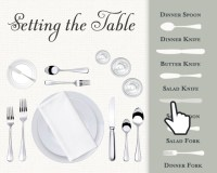 Storyline: Drag-and-Drop Table Setting Activity ...