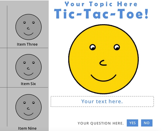 Storyline 2 Tic Tac Toe Template - Downloads - E-Learning Heroes - tic tac toe template