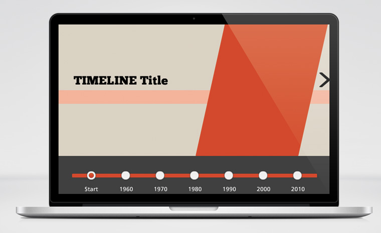 10 Fresh and Free E-Learning Templates for Articulate Storyline - E - interactive website template