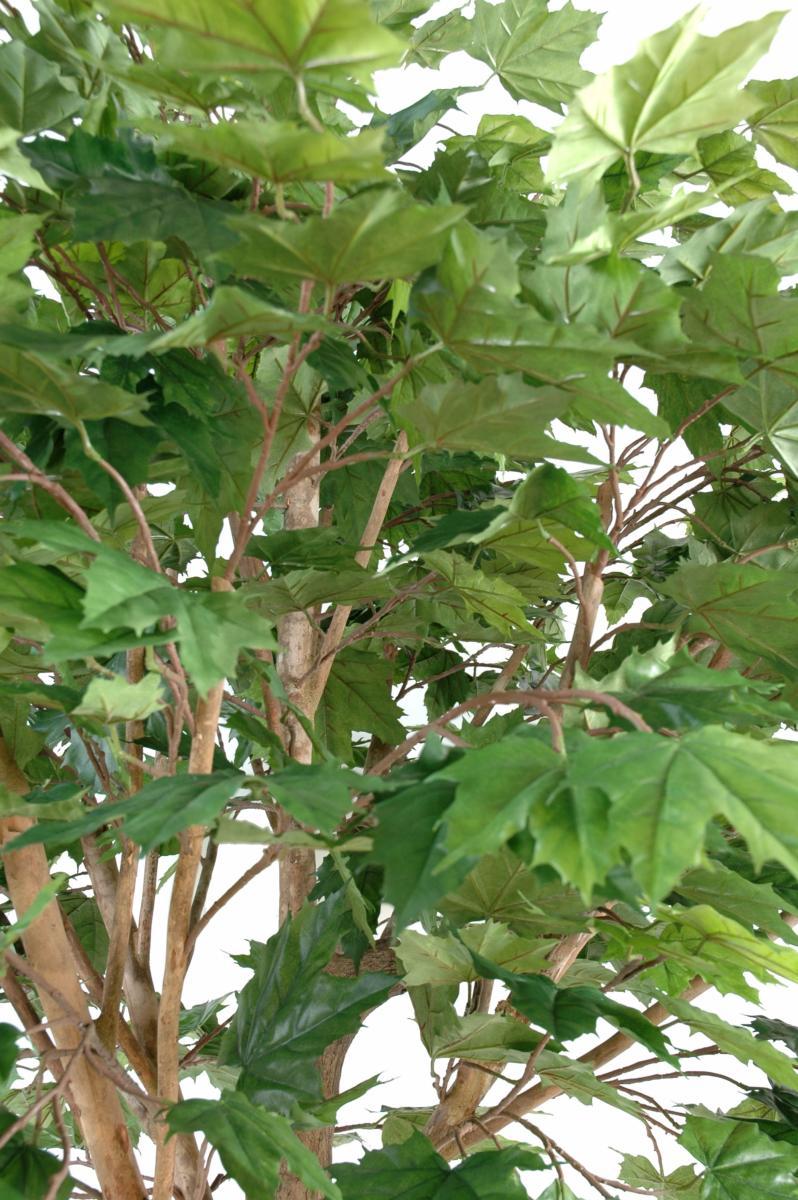 arbre d'ornement interieur | arbre forestier artificiel platane tête