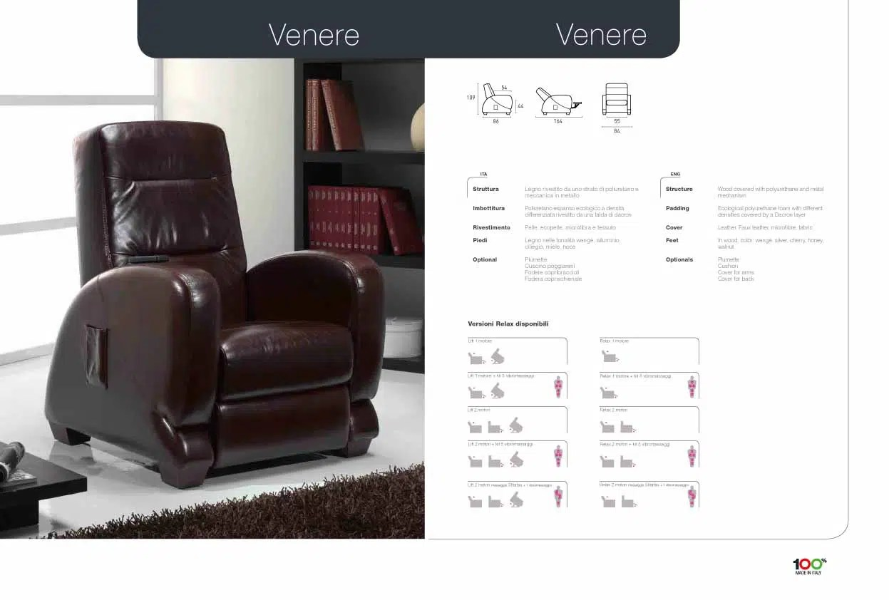 Poltrone Relax Milano Poltrone Relax