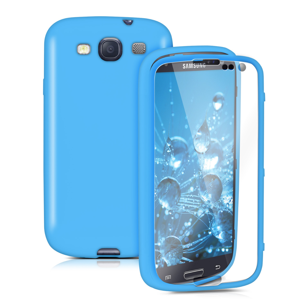 Tpu silicone case for samsung galaxy s3 s3