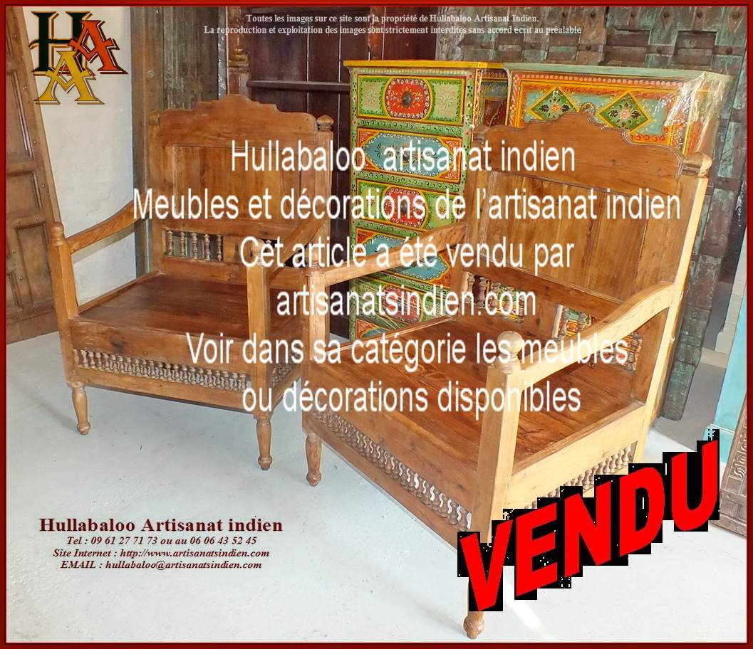 Fauteuils Indiens Fauteuils Anciens Anglo Indien Style Colonial Jn10 Sgh38