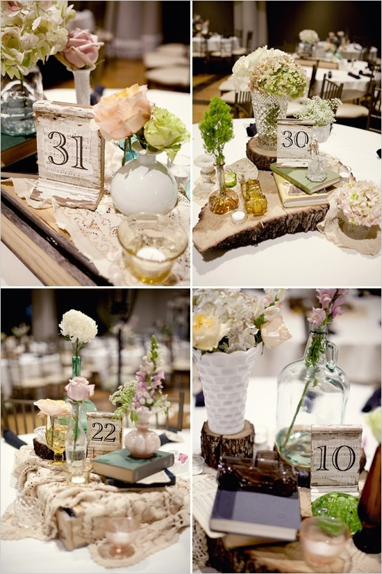 Vintage Shabby Chic Wedding Inspiration Boards Artisan - Shabby Chic Tischdeko