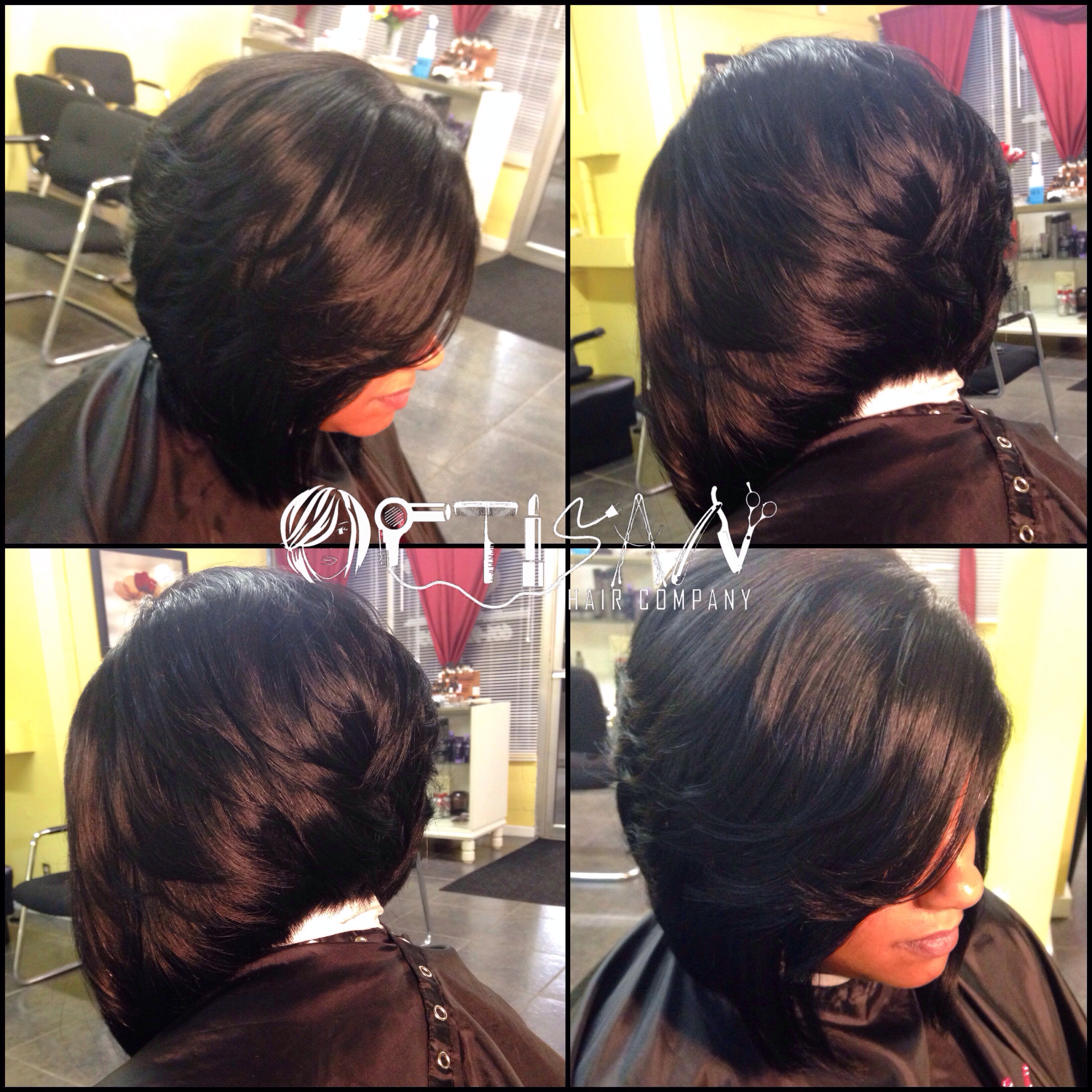 Bob Hairstyles Glue In Summer B On Twitter Quotnew Cut Whatchaaaaa