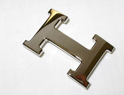 Palladium-Plated Buckle