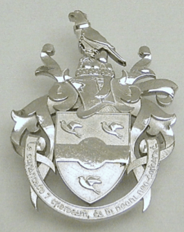Scottish Heraldry Badge: after