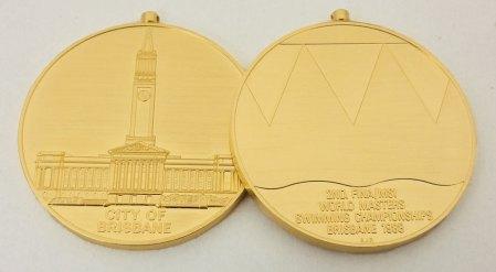 Sports Medal Restoration