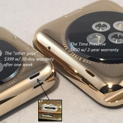 Apple Watch Plating: A Stark Comparison