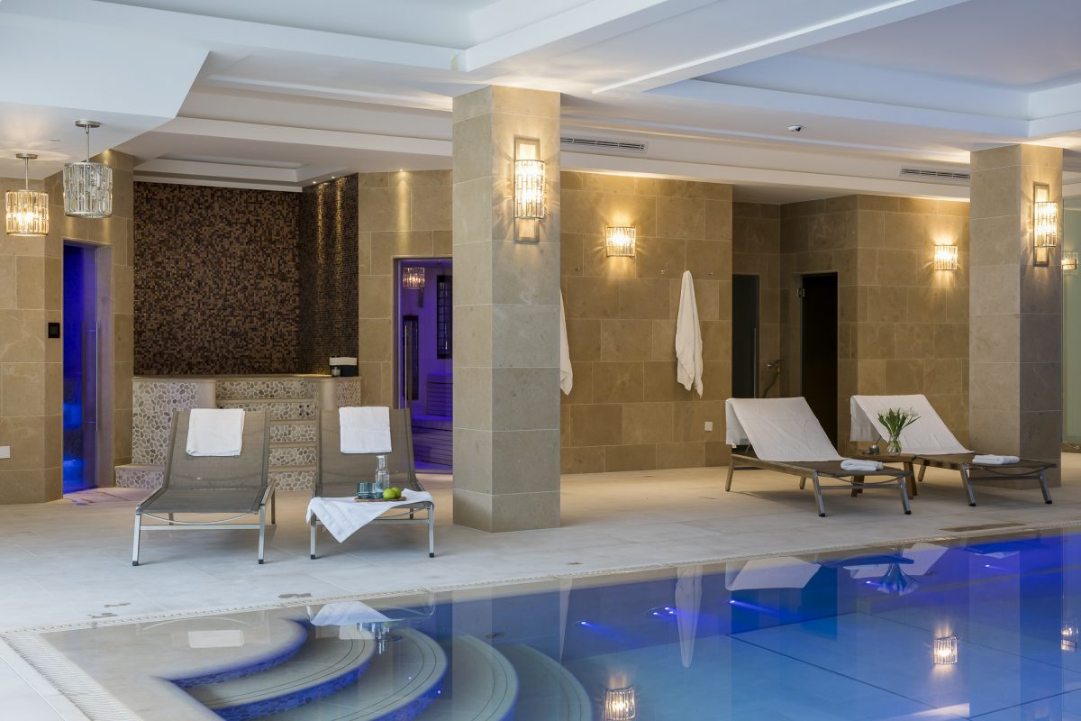 Artisans Of Devizes Basement Beauty Bespoke Swimming Pool And Spa Artisans