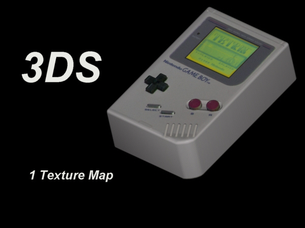 3d Anaglyph Wallpapers Free Download Gameboy Nintendo Game Boy 3ds 3d Studio Software
