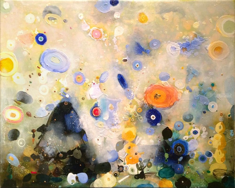 A queen bee houston artist j antonio farfan art artist fine artist colors