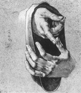 Hands, Albrecht Dürer