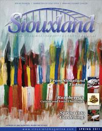 Spring Cover Siouxland Magazine