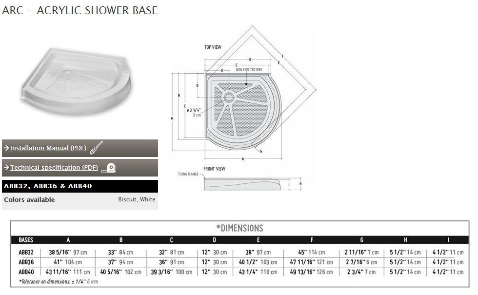 Arc Round Base Templates ArtistCraft - arc templates